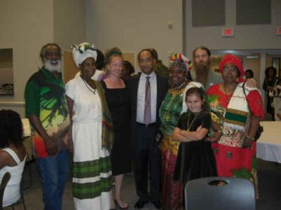 Report of HIH Ermias Sahle Selassie & Queen Mother MOSES Liberation Time