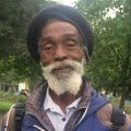 Jah Spirit from Hackney passes forward