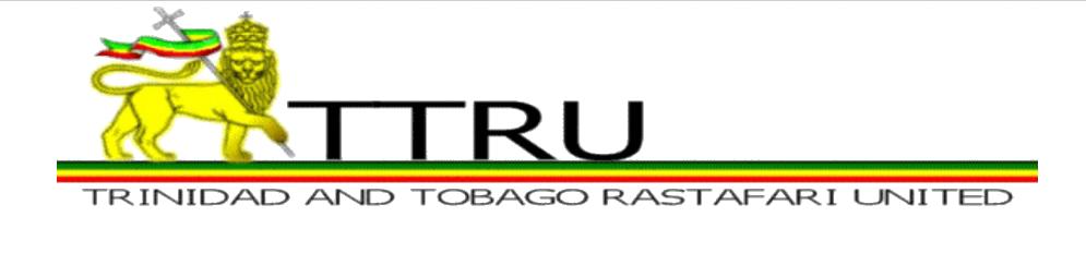 Trinidad and Tobago Rastafari United | Annual Report 2005