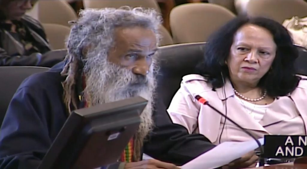 The Government of Antigua and Barbuda provides a report on its measures to improve the rights of the Rastafarian community