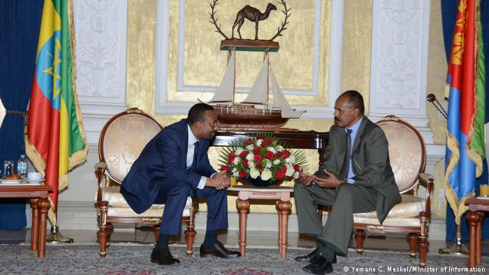 Ethiopia, Eritrea to normalise relations after historic meeting