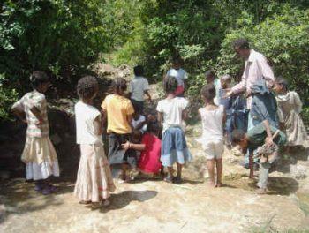 Yawenta Children's Centre | Report September – November 2009