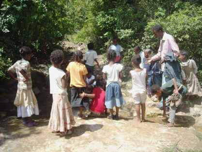 Yawenta Children's Centre | Report September – November 2009