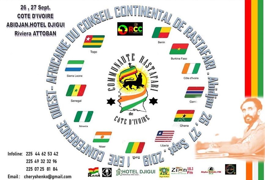Ivory Coast hosts Rastafari Conference