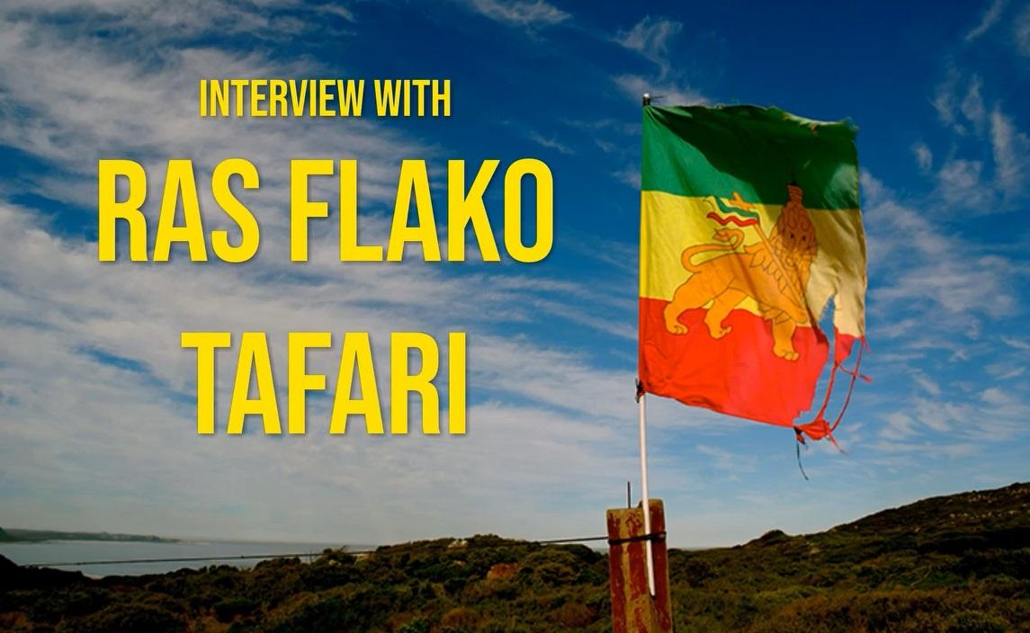 Ancient Testimony|Ras Flako Tafari life & works