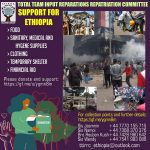 Support for Ethiopia