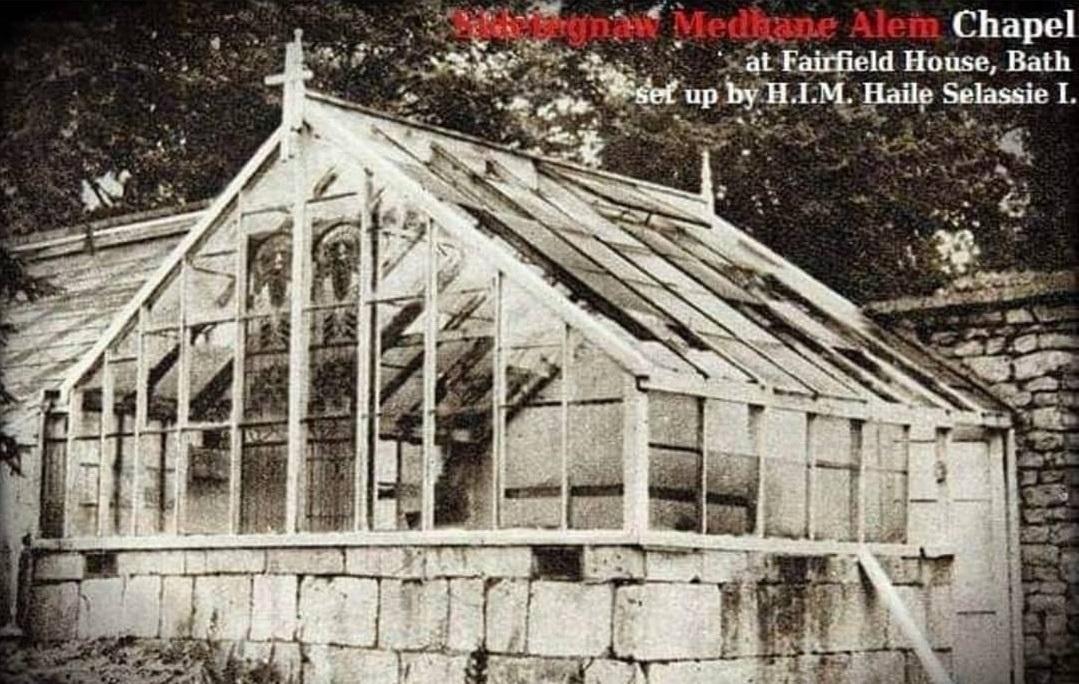 Fairfield House Rastafari Sacred Garden Project