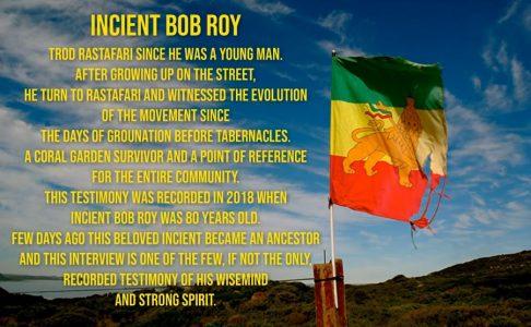 Ancient Testimony | Incient Bob Roy