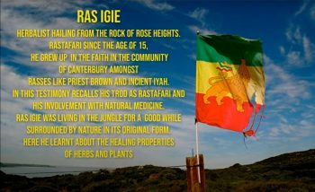 Ancient Testimony | Ras Igie