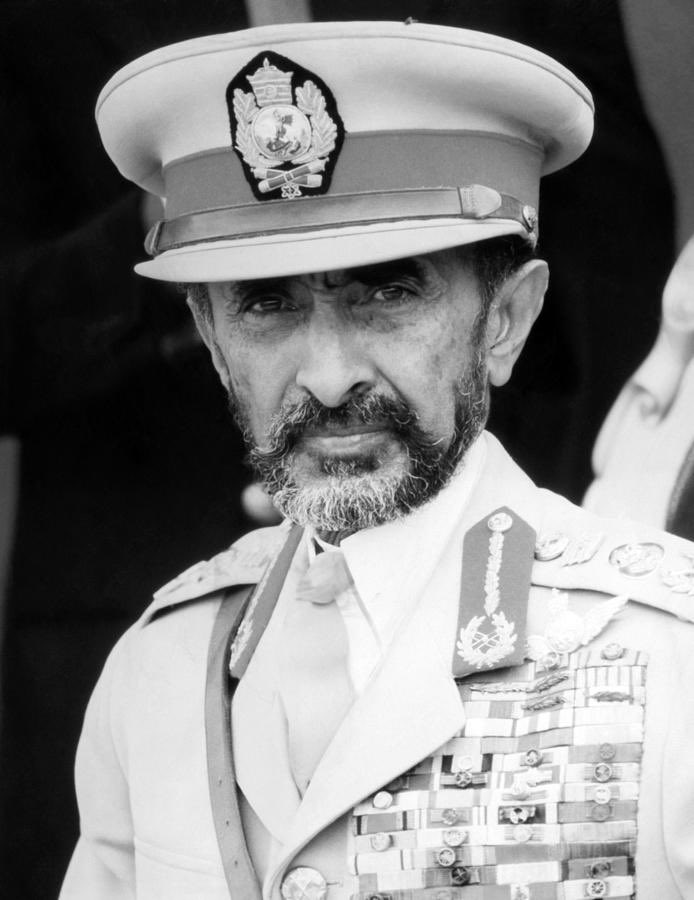129 Earthlight of Haile Selassie The First